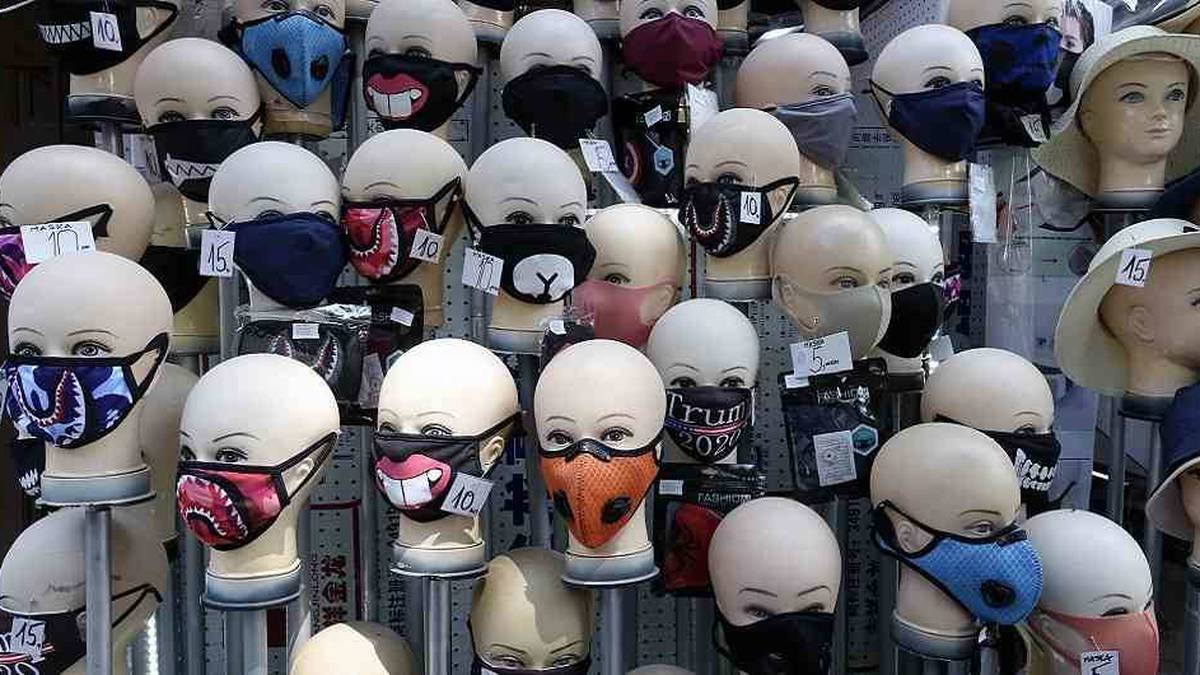 What is the face mask that prevents the most from COVID-19? What is the face mask that prevents the most from COVID-19? YGY3WCQCAZGJHO3HUQVKSVXVKY