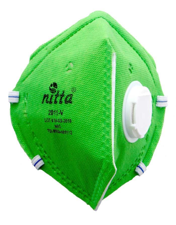 Respirador Verde con Valvula respirador Respirador Con Válvula Blanco Respirador Verde con Valvula