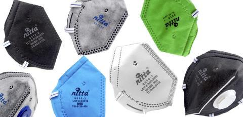 nitta s.a es una empresa colombiana con presencia internacional, especialistas en la fabricación de respiradores de protección respiratoria n95 serie 9510 con experiencia por mas de 10 años, Cómo funcionan los Respiradores NITTA Respiradores 480x480