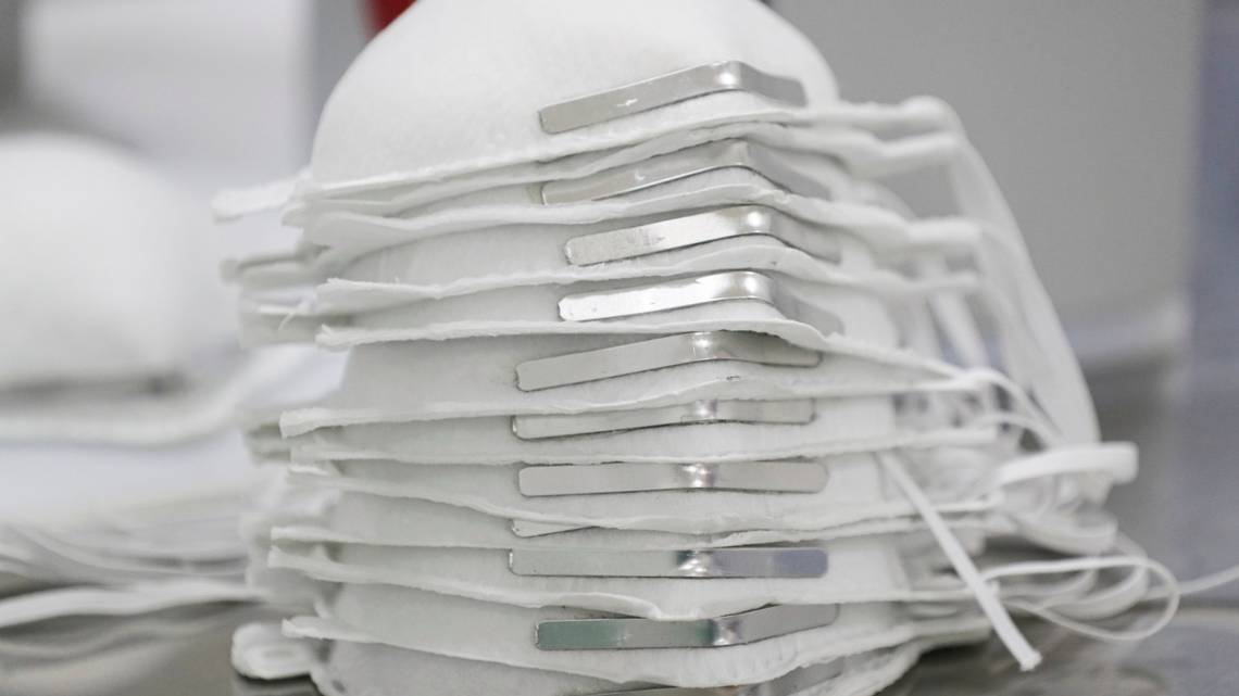 n95 mask Stop using these N95 masks, FDA says. There are 'serious concerns' with their quality AP20142672320097
