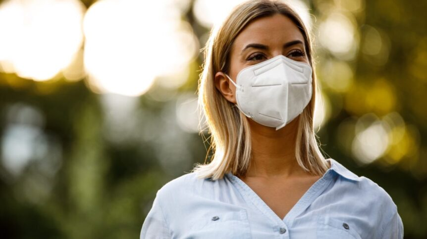Mask for protection mask If You're Using This Mask for Protection, Throw It Out Now, FDA Warns fda recall n95 news 862x484